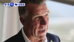 VOA60 America - Vermont's governor became the first Republican chief executive to support an impeachment inquiry against President Trump