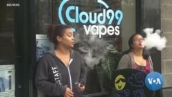 US Agency Seeks to Curb E-Cigarette 'Epidemic' Among Teens