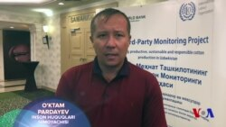 O'ktam Pardayev: Huquq faollari bor haqiqatni aytishi shart
