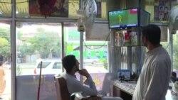 واکنش دوستداران تیم ملی کرکت افغانستان