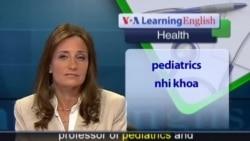 Anh ngữ đặc biệt: Breast Milk HIV (VOA-Health Report)