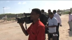 Somali Journalists Train in Conflict Coverage