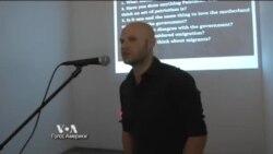 «Патриотизм» по-российски в проекте Миши Фридмана