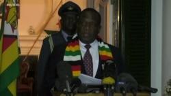 Zimbabwe President Says Former Boss Mugabe An Iconic Leader