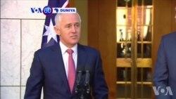 VOA60 DUNIYA: Australia Ta Tsaurara Matakan Zama Dan Kasa