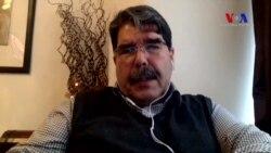 PYD Lideri Salih Müslim'den Yakalama Kararına Tepki