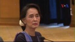 Các đối thủ chính trị ở Miến Điện mở cuộc đàm phán hiếm có