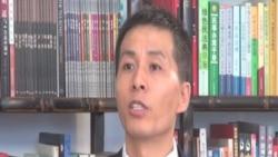 美国之音专访朱瑞峰之二