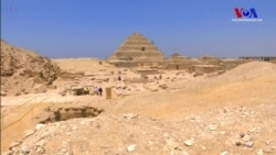 Mısır Piramitlerinde Yeni Buluşlar