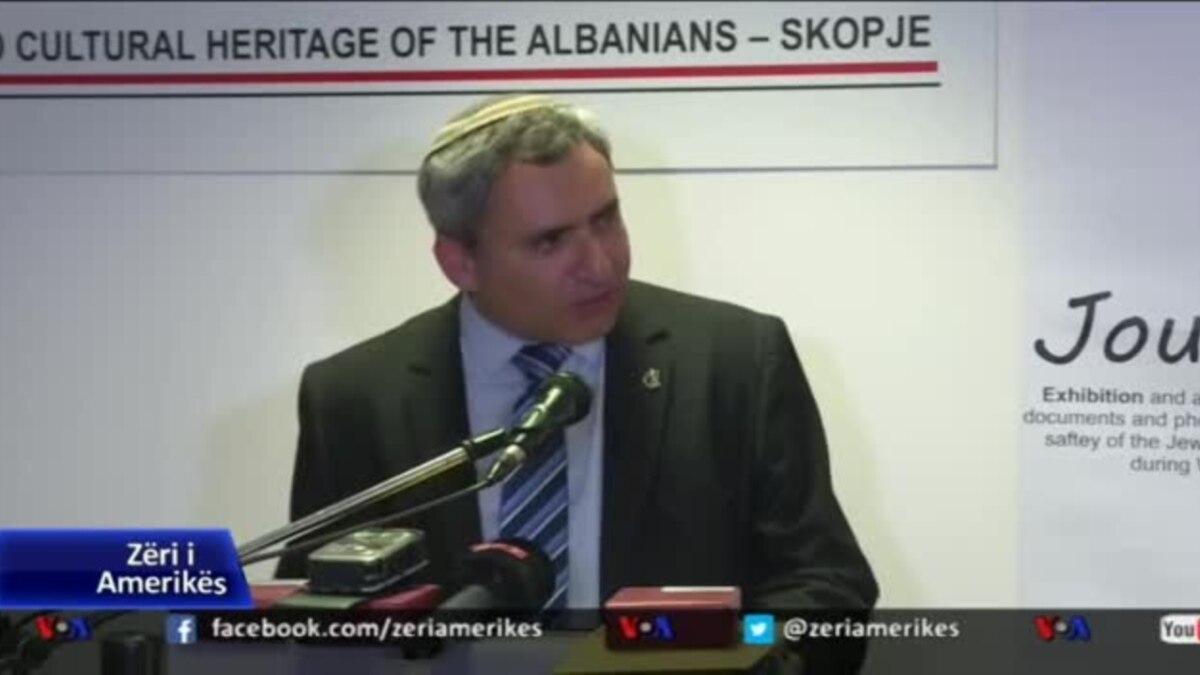 Shkup, hapet Departamenti për Holokaustin