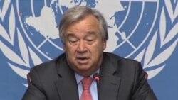 国际社会关注叙利亚难民问题