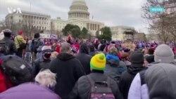 «Оставайтесь дома»: ФБР обратилось ко всем, кто планирует устроить беспорядки в день инаугурации Байдена