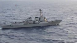 US Sends Ship Near Chinese Artificial Islands