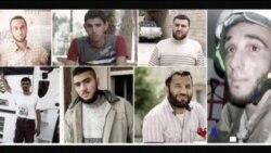 2017-08-14 美國之音視頻新聞: 美國譴責敘利亞白頭盔7名成員被殺 (粵語)