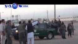 Taliban tấn công lãnh sự quán Mỹ ở Afghanistan
