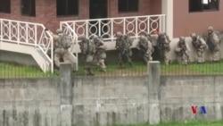美國高官商討如何落實取消美韓聯合軍演