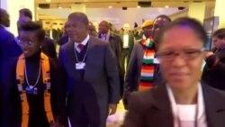 Mnangagwa to Brief Media on Zimbabwe's Transition at World Economic Forum in Switzerland
