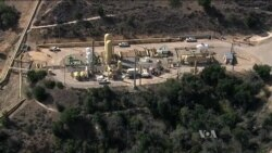 California Gas Leak Forces Thousands from their Homes