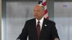 ABŞ daxili təhlükəsizlik naziri amerikalı müsəlmanları əməkdaşlıq etməyə çağırır