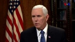Vitse-Prezident Mayk Pens: Amerika ayağa qalxmış İran xalqını dəstəkləyir