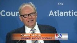 В Україні вже повна демократія, а корупція під контролем - економіст Аслунд. Відео