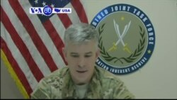 VOA60 America - Recent U.S.-led coalition airstrikes in Syria and Iraq have killed three senior Islamic State leaders