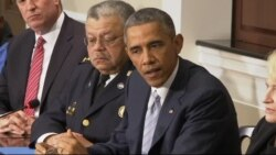 Obama Announces Steps On Improving Police Practices