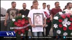 Kosove: Varrosen dy viktimat e incidentit ne Mynih