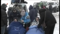 3名宇航員從國際太空站返回地球