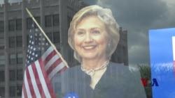 选战实地观察:希拉里为拉票将寻根斯克兰顿