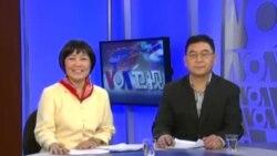 VOA卫视(2014年1月9日 第二小时节目)