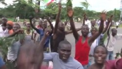 Burundi coup Celebrations 05.13.15
