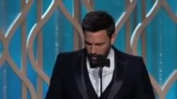 《逃离德黑兰》获金球奖两个主要奖项