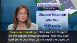 Anh ngữ đặc biệt: Africa Education (VOA-Edu)