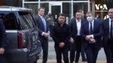 Володимир Зеленський у свій перший день в Нью-Йорку відвідав меморіал 11-го вересня. Відео
