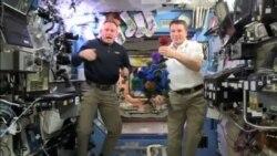 تحقیقات خورشیدی ناسا و جشن کریسمس در فضا