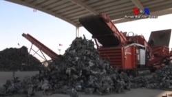 Amerika'da Hurda Metal İsrafı