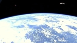 Our Planet Seen From High Above