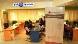 VOA60 AFIRKA: NIGERIA Wani Sabon Kampani a Lagos Yana Taimakawa Wajen Ceton Rayukan Mutane ta Hanyar Manhajarsa Lifebank