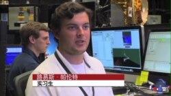 美国宇航局实习生初试太空项目