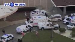 Manchetes Americanas 20 Novembro: Tiroteio em hospital de Chicago deixa quatro mortos