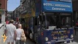 RFE: Sarajevo dobilo turistički autobus