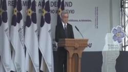 世界領導人出席亞美尼亞大屠殺紀念儀式
