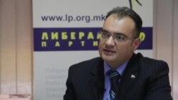 Ивон Величковски, Либерална партија