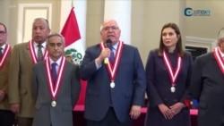 2018-07-20 美國之音視頻新聞: 秘魯司法貪污醜聞導致最高法院法官辭職