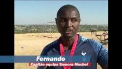 Desporto contra a xenofobia na África do Sul