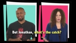 English in a Minute: What's the Catch