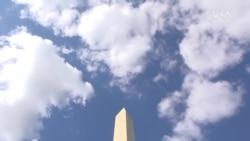 """พาชมมุมสูงเมืองหลวงสหรัฐฯเผยความลับ""""แผ่นหินจารึกจากสยาม"""" ที่อนุสาวรีย์วอชิงตัน"""