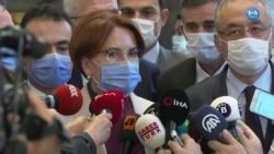 """Akşener AKP'yi """"Siyasi Operasyonla"""" Suçladı"""