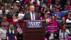 Trump, Clinton Highlight Policy Proposals in Final Stretch of Campaign